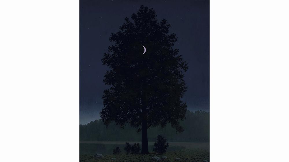 René Magritte's Le seize septembre (1957) sold for $19.6 million