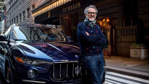 Massimo Bottura NYC