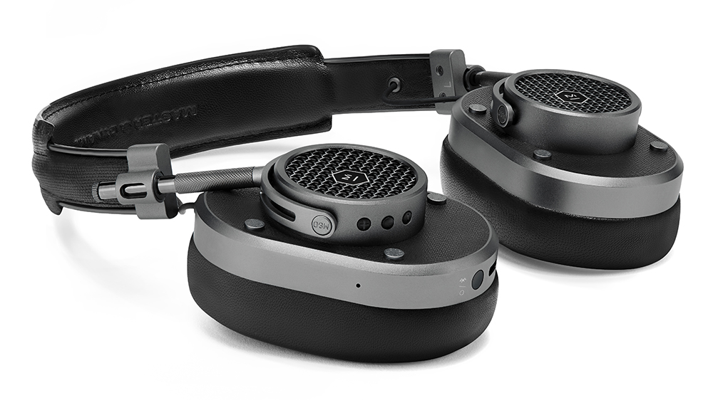 The Master & Dynamic MH40 Wireless Over-Ear Headphones