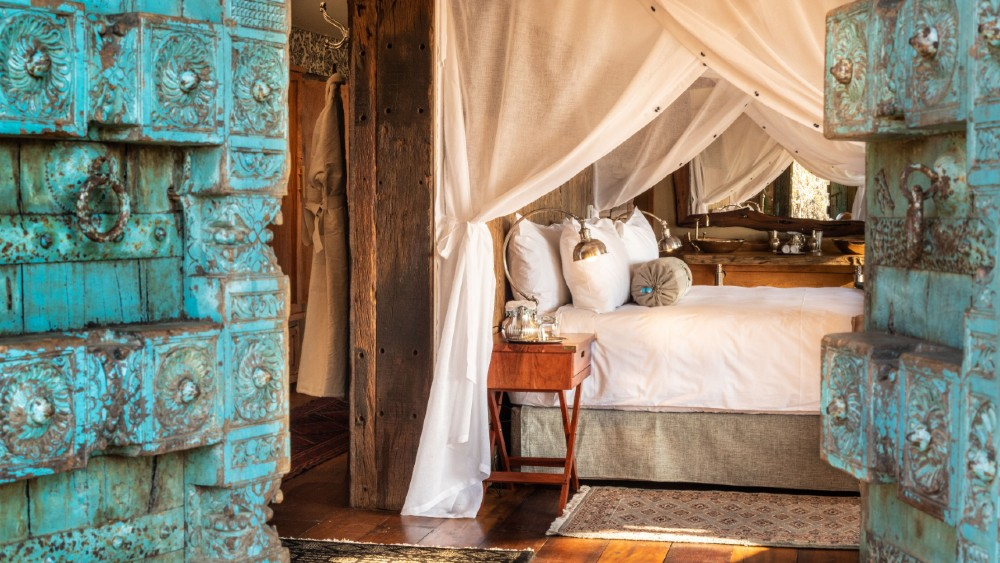 Mpala Jena tented camp