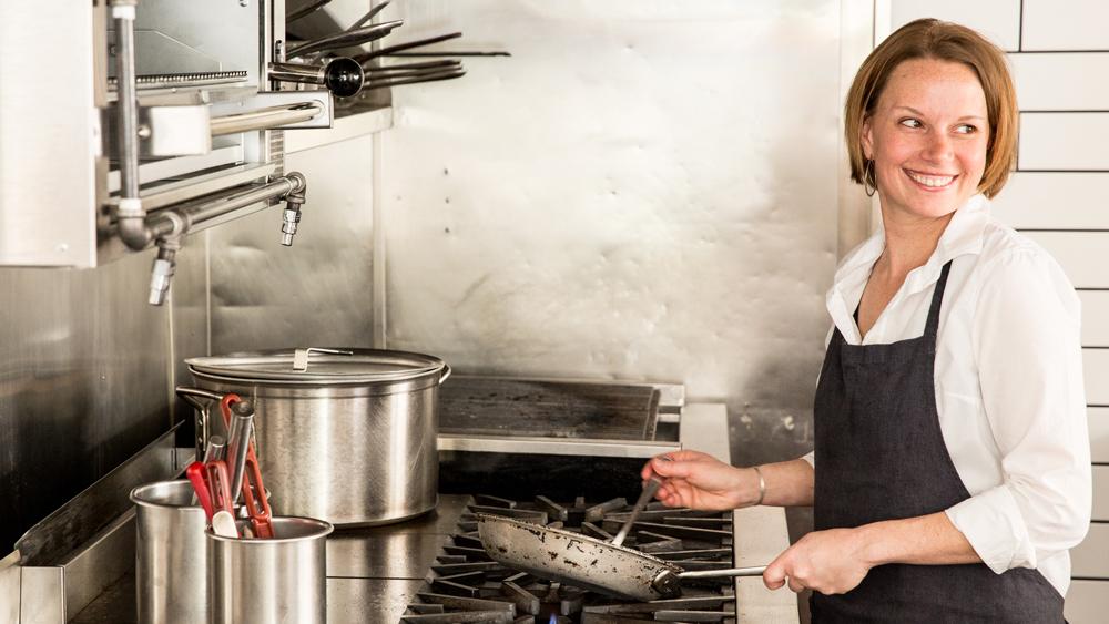 Chef Melissa Perello