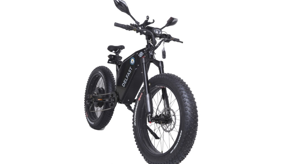 The Delfast Offroad e-bike