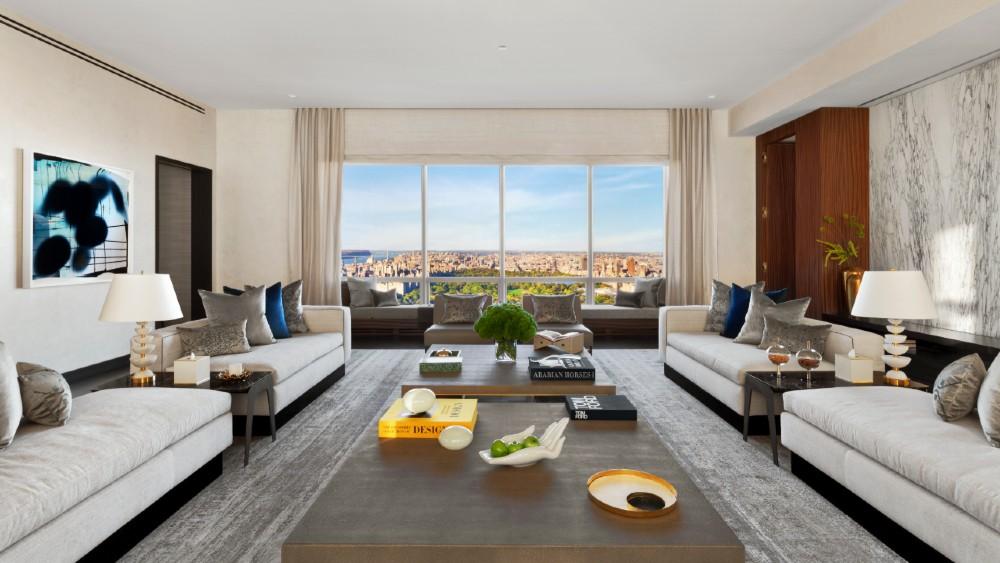 Park Hyatt Hotel Unveils the Highest Suite Overlooking Central Park – Robb Report
