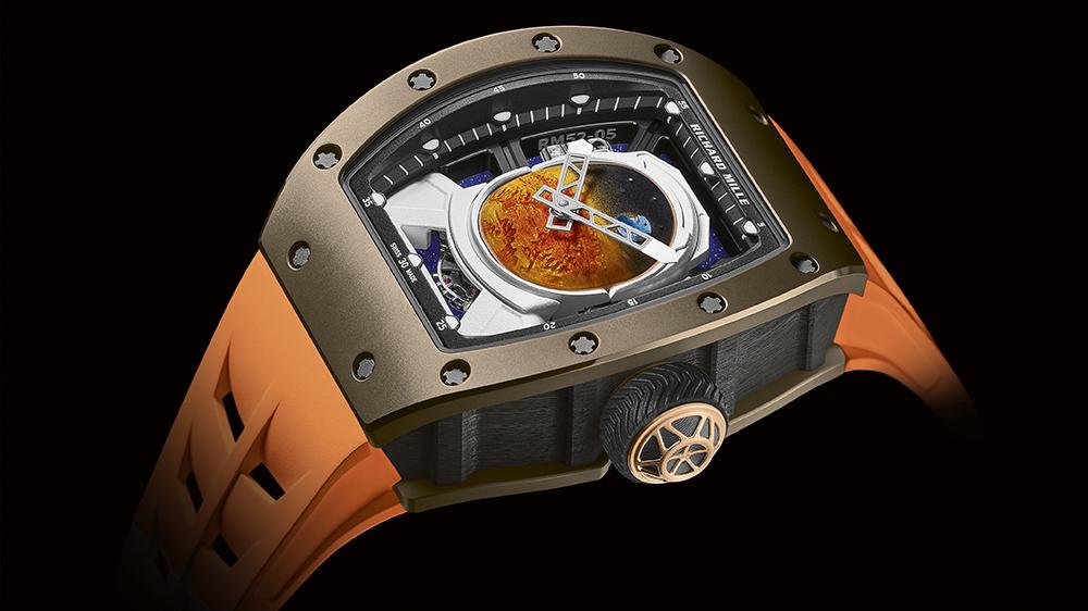 The Richard Mille RM 52-05 Tourbillon Pharrell Williams