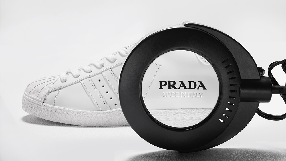 Transitorio combinación Fielmente  Prada and Adidas Collaboration: What the First Pieces Look Like – Robb  Report