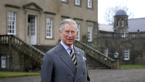 Prince Charles at Dumfries House