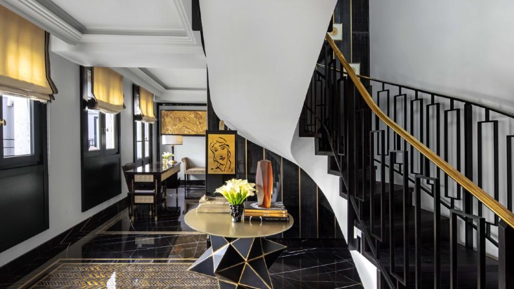 Prince de Galles Paris Lalique Suite