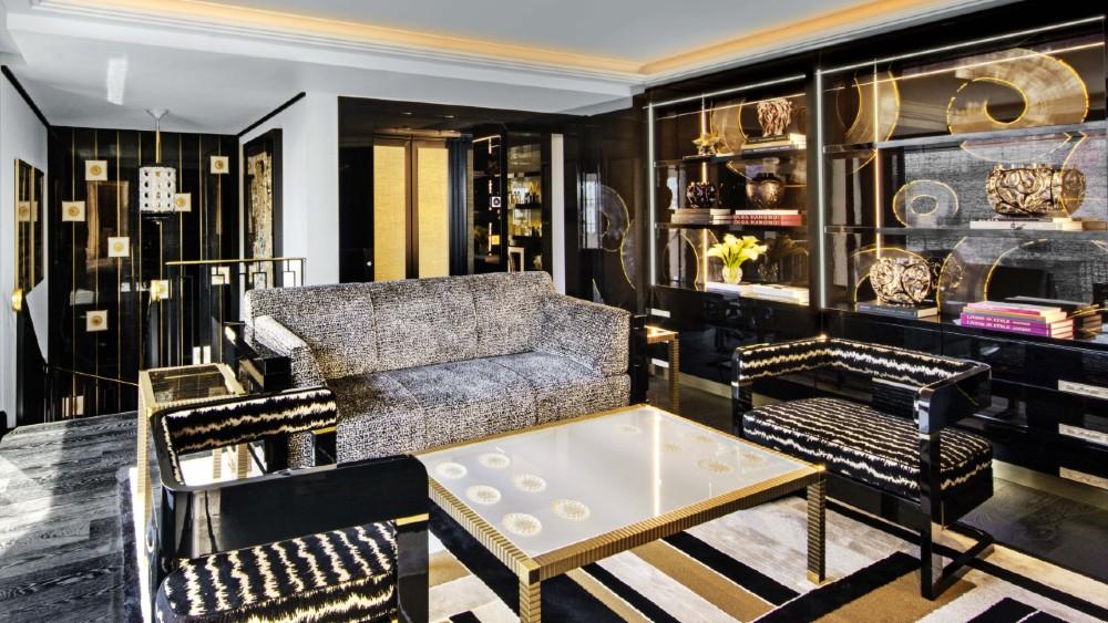 Prince de Galles Lalique Suite