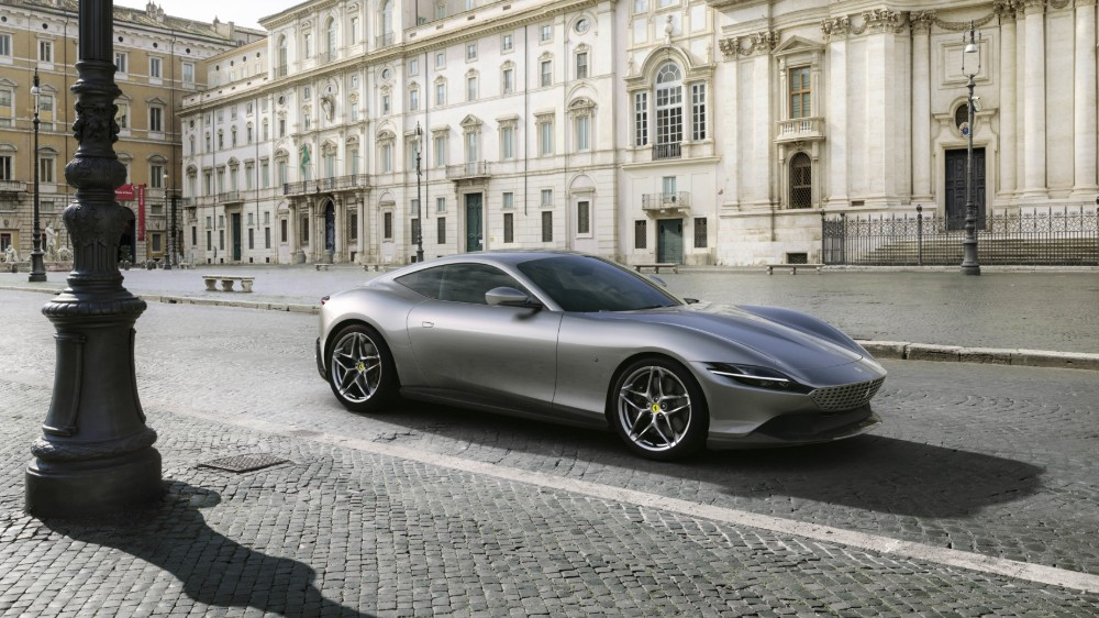 Ferrari S Roma Grand Tourer Is A Modern Throwback To La Dolce Vita Robb Report