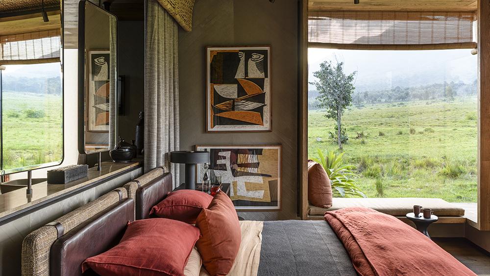 A Singita Kwitonda suite