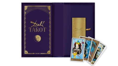 Salvador Dali Tarot cards from Taschen