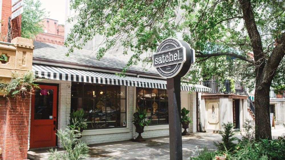 Satchel flagship Savannah