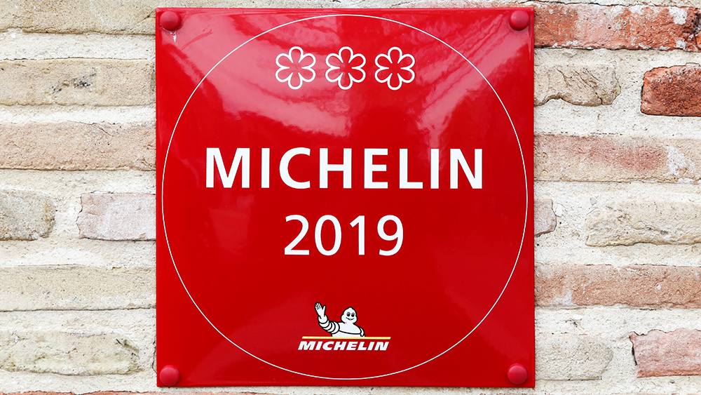 Michelin 3 stars
