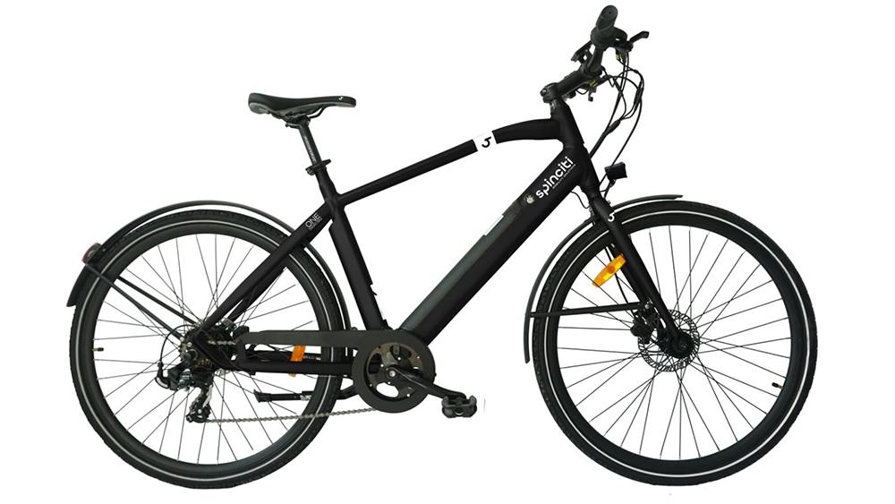 Spinciti Amsterdam Bike