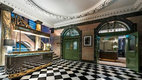 Manchester Stock Exchange Hotel