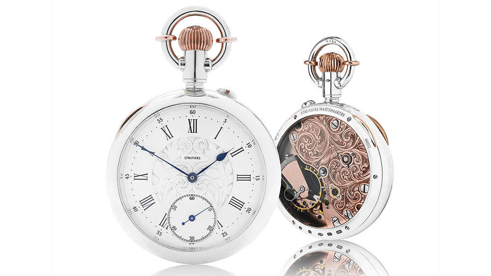 The Carter pocket watch from Struthers