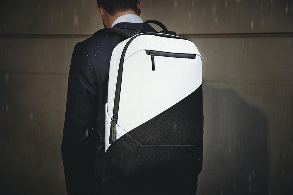 Troubadour reflective Apex backpack