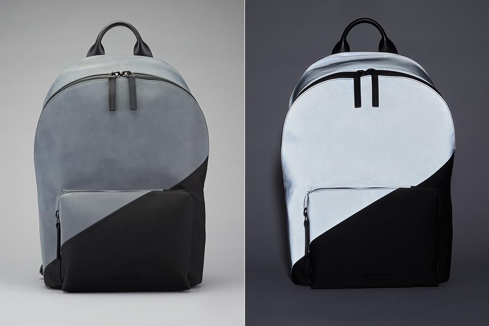 Troubadour reflective Slipstream backpack
