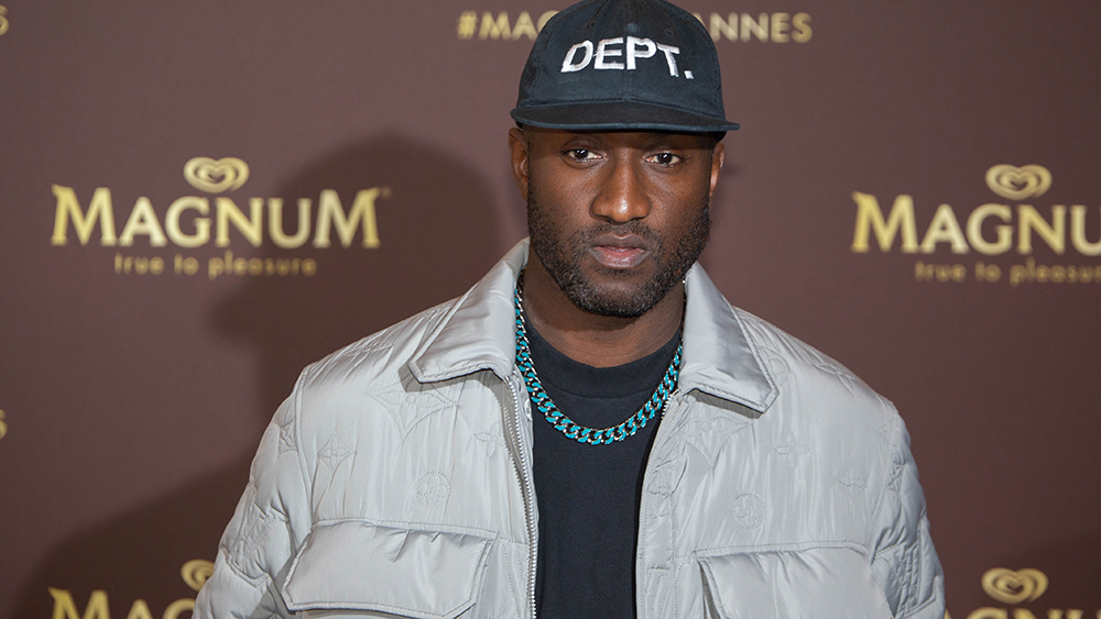 CANNES, FRANCE - MAY 17: Virgil Abloh, at the photocall for the magnum beach on may 17, 2019 in cannes ; Shutterstock ID 1408905944; Notes: RR.com