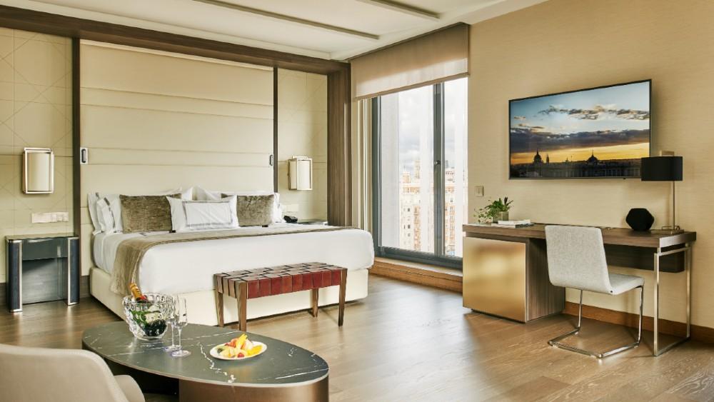 Presidential Suite VP Plaza Espana Design Madrid