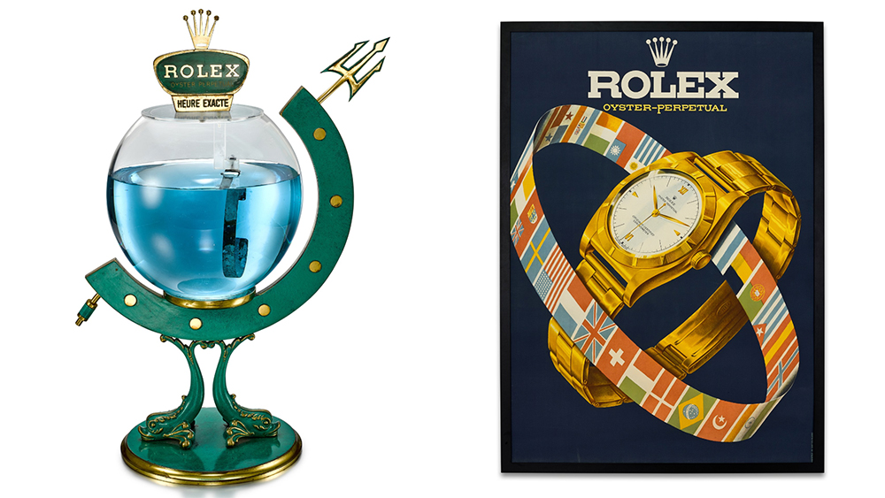 Sotheby's November 2019 Hong Kong watch and memorabilia auction