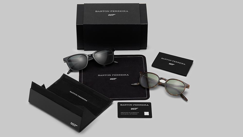 James BondxBarton Perreira Sunglasses