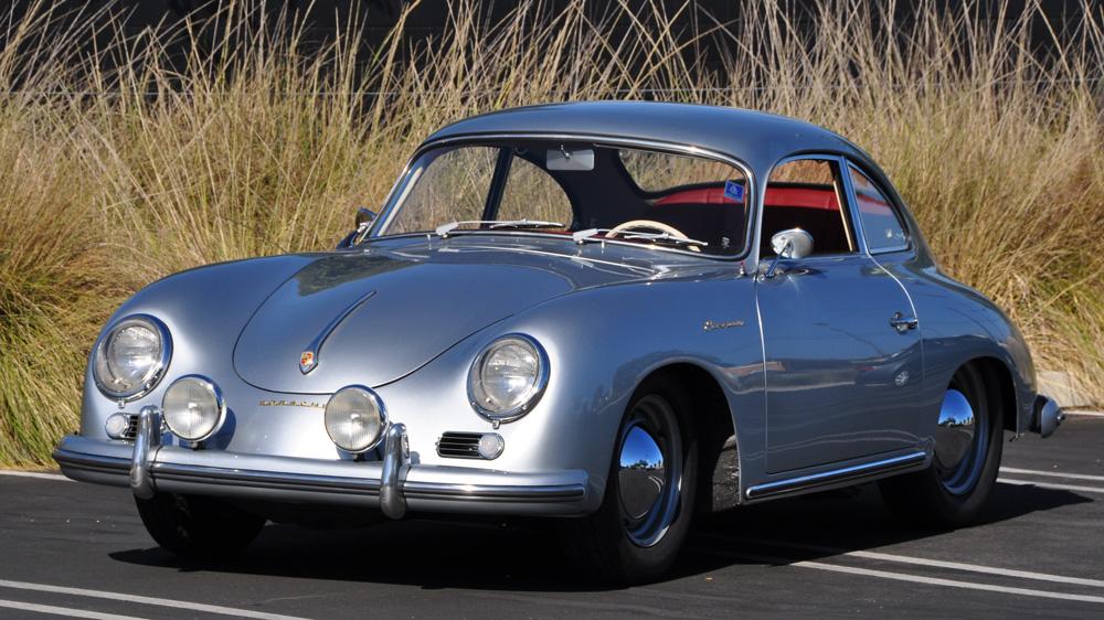 A 1956 Porsche 356.