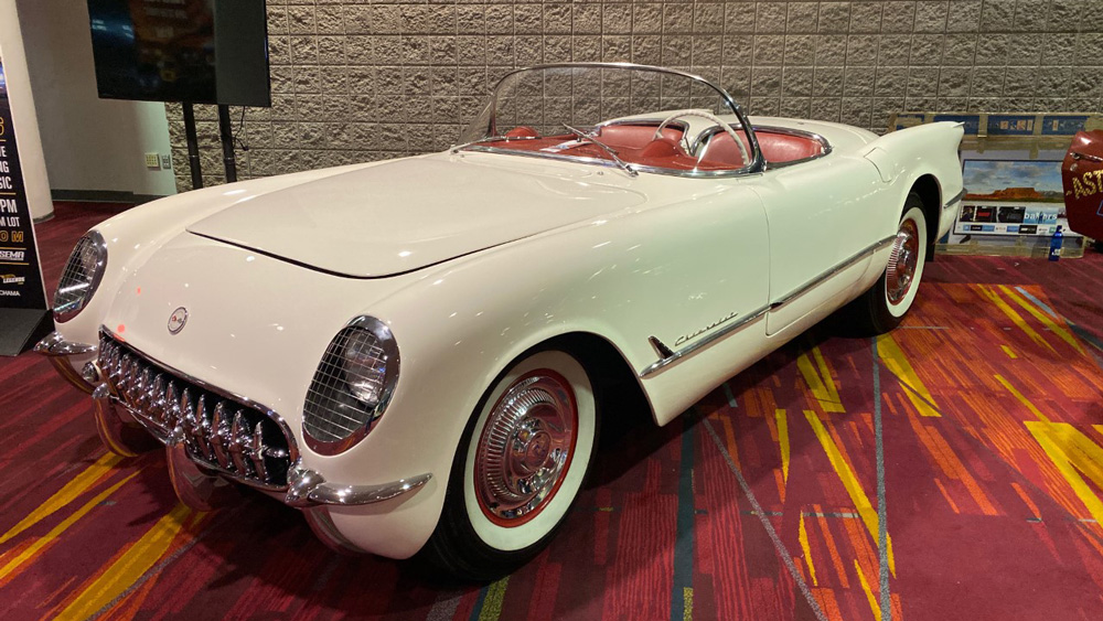 A long-lost collection of rare Corvettes.