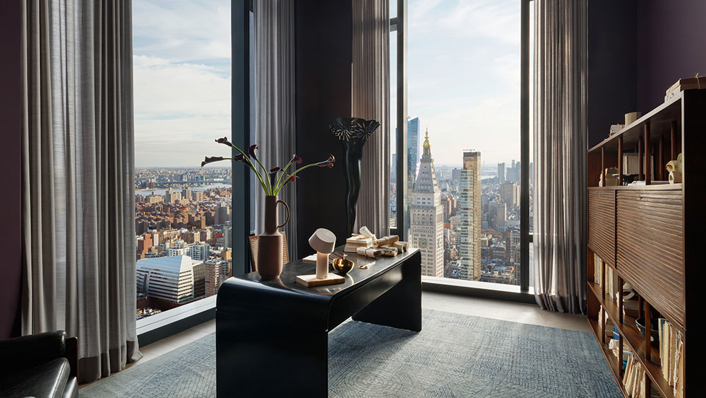 Fifth Ave and Penthouse