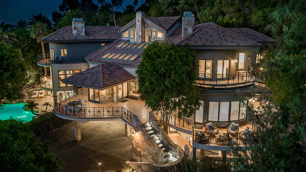 Tom Petty mansion 4626 Encino Ave