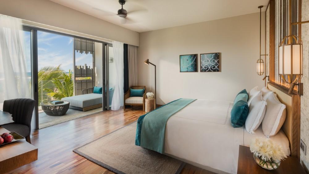 Anantara Iko Mauritius Resort suite