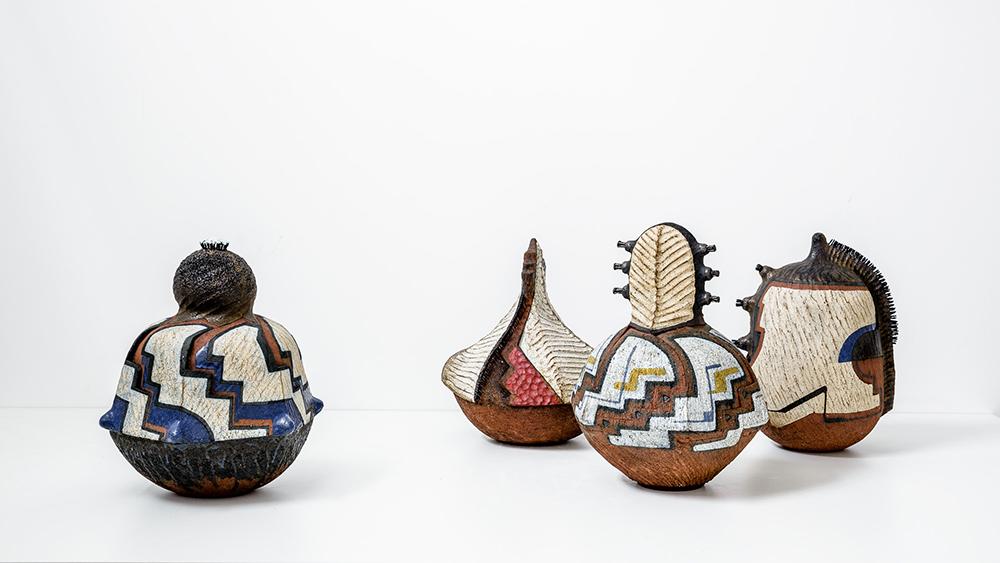 Andile Dyalvane ceramics