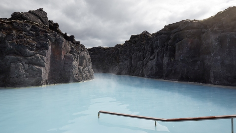 The Retreat at Blue Lagoon is one of the most luxurious spas in the world