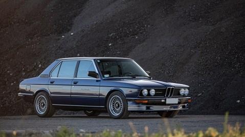 The 1982 BMW B7 Turbo S