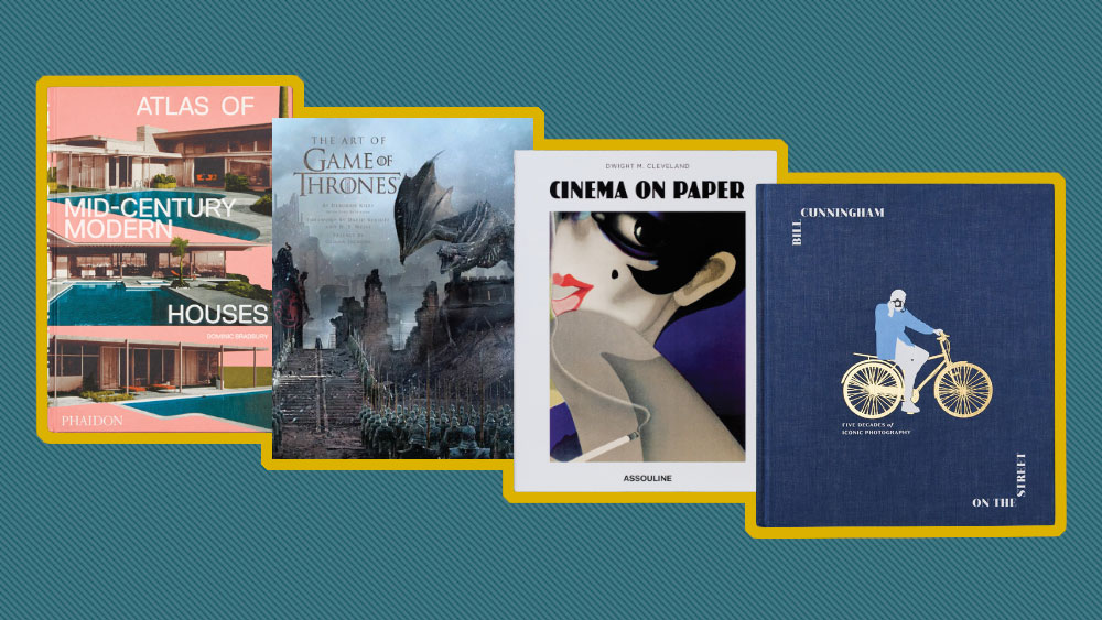 A selection of the best coffee table books from 2019