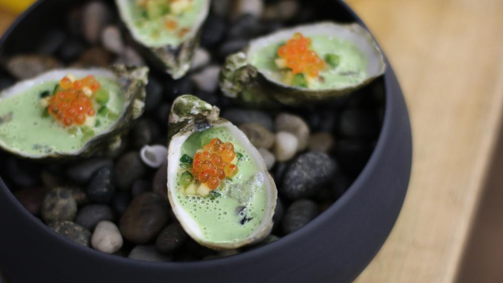 melisse citrin oyster