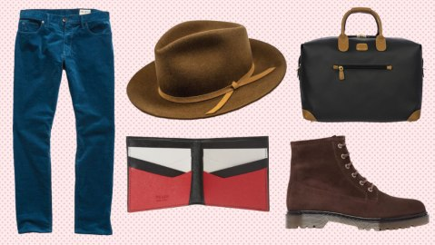 The best new pieces of fall menswear to buy ahead of the holidays.
