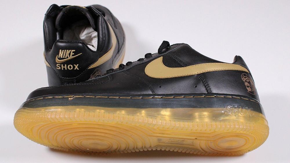 Nike Shox Air Force 1