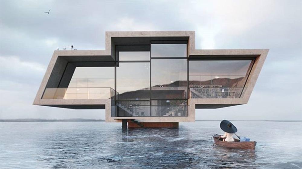 Karina Wiciak's 'Crosshouse' concept