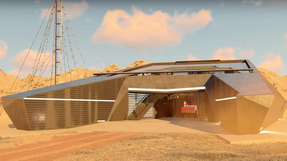 Modern House's Cyberhouse concept