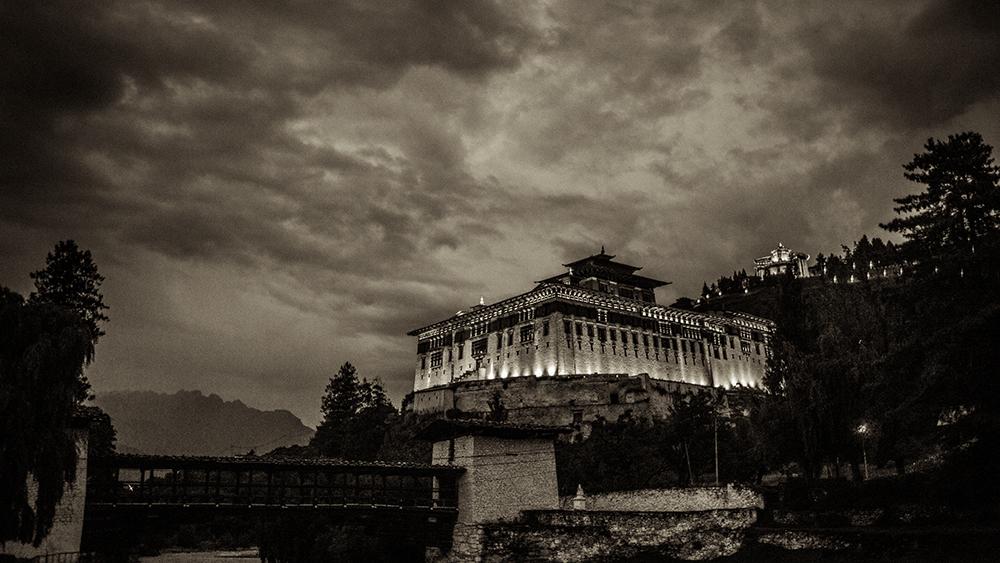 The tiny Himalayan nation of Bhutan