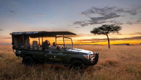 Elewana SkySafari private plane safari Kenya Tanzania