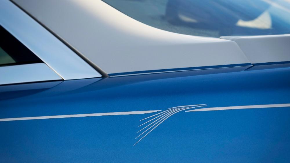 The Rolls-Royce Falcon Wraith