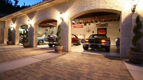 goldberg garage mahal Eagle Mountain estate