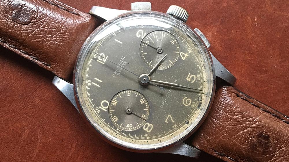 Greg Selch Watch