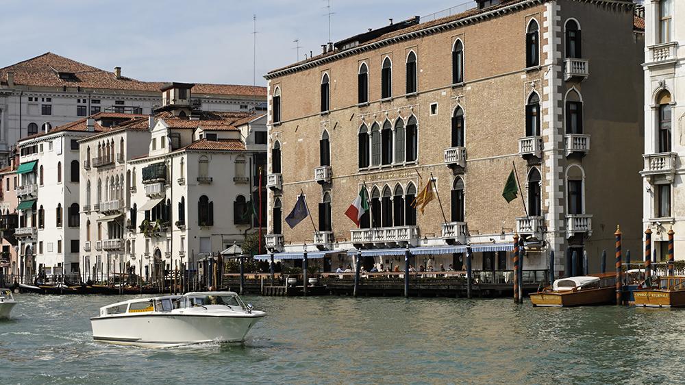 Hotel Palazzo Gritti Palace, Canale Grande, Venice, Venezia, Italy, EuropeVARIOUS