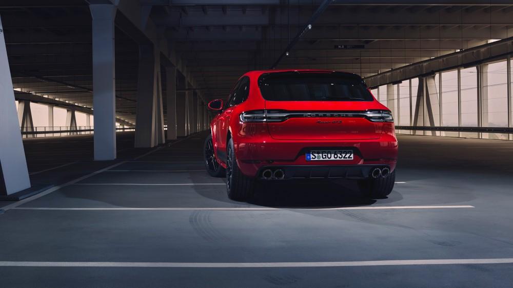 The 2020 Porsche Macan GTS