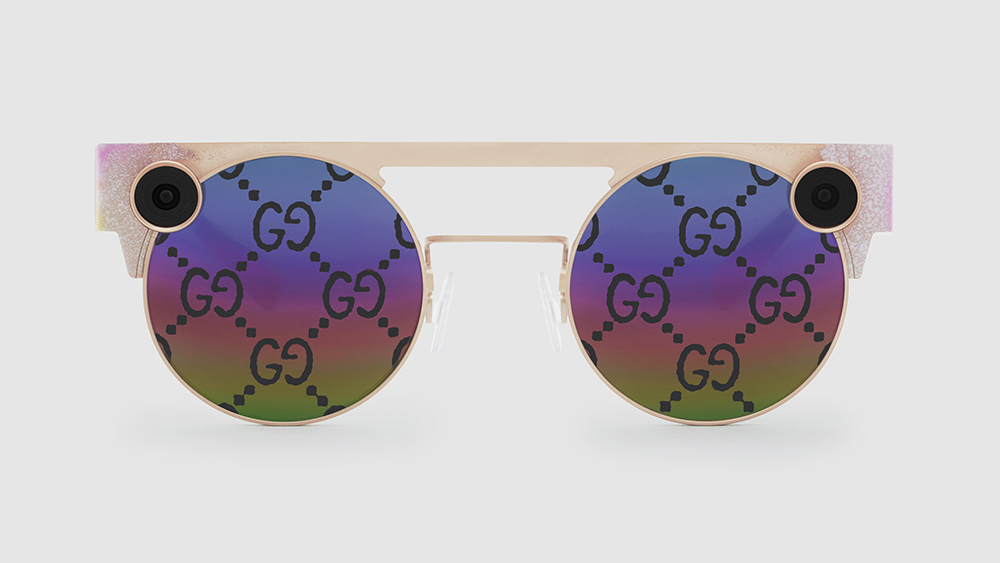 Spectacles x Gucci by Harmony Korine
