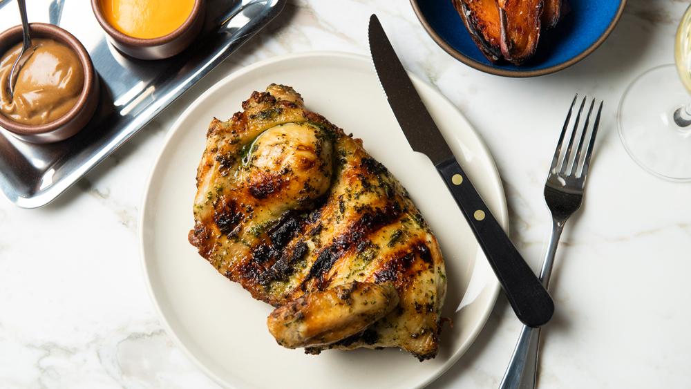 grilled chicken 232 bleecker