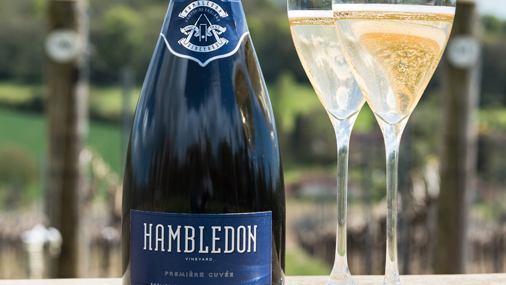 Hambledon Vineyard Champagne